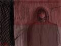 낙서-붉은.. : 낙서-붉은배경 스케치판,sketchpan