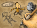 여친좀 어케..안될까나. : 여친구하기. 스케치판 ,sketchpan