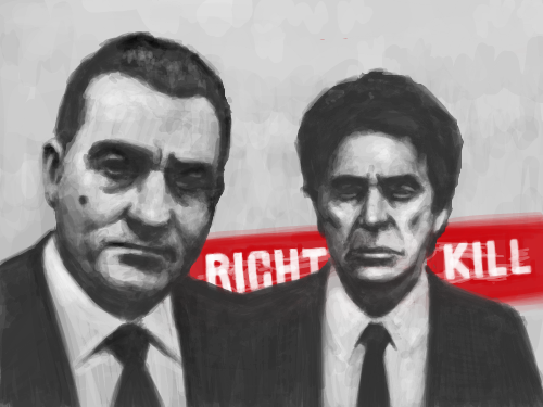 RIGHTEOUS KILL : RIGHTEOUS KILL 스케치판 ,sketchpan