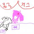 클로저스니.. : 클로저스니까.. 스케치판 ,sketchpan