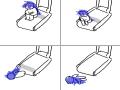 런닝머신 : 런닝머신 스케치판 ,sketchpan