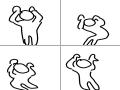 웃웃우마우마 : 웃웃우마우마 스케치판 ,sketchpan