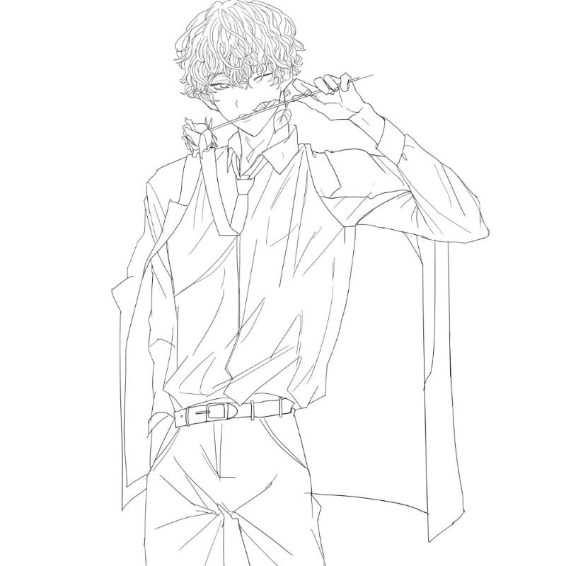 커뮤존나뛴.. : 커뮤존나뛴다기력딸려 스케치판 ,sketchpan