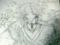 자캐~ 리뉴.. : 자캐~ 리뉴얼~ 스케치판 ,sketchpan