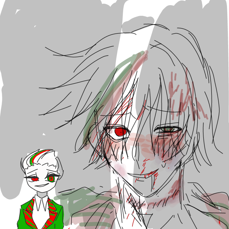 맘대로머리.. : 맘대로머리내려버렷네여...ㅈㅅ 마조캐존맛 스케치판 ,sketchpan