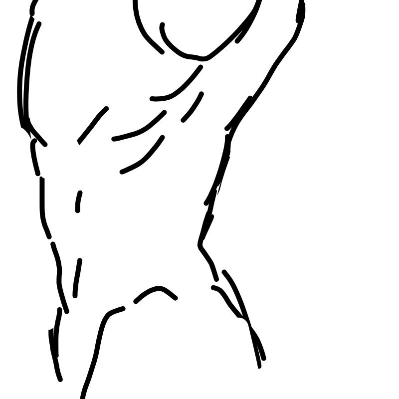 근육뽐뿌.. : 근육뽐뿌참 스케치판 ,sketchpan
