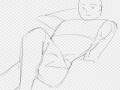 섹시~ : 섹시~ 스케치판 ,sketchpan