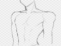남성의몸을.. : 남성의몸을그리는것이재미가있음 스케치판 ,sketchpan
