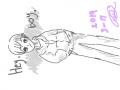 hey, boy. : 일러스트 인스타 u_illust21 스케치판 ,sketchpan