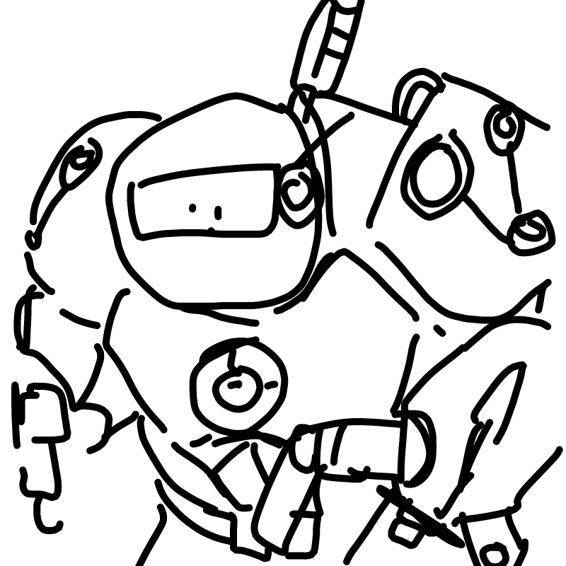 로봇왕 김.. : 로봇왕 김로봇 스케치판 ,sketchpan