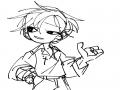 졸라 재수.. : 졸라 재수업는 부자캐 스케치판,sketchpan