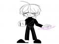 애시타 : 애시타 스케치판 ,sketchpan
