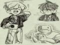 손그림아.. : 손그림아님,.,,, 스케치판,sketchpan