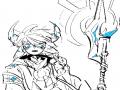 화질깨지네.. : 화질깨지네옘병 스케치판 ,sketchpan