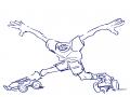 노브레인 : 노브레인 스케치판,sketchpan