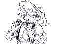 크아악 : 크아악 스케치판 ,sketchpan