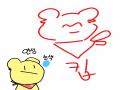 킵해놓고 .. : 킵해놓고 씻고와서 그려야징 스케치판 ,sketchpan