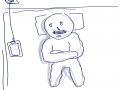 어흐추워 .. : 어흐추워 어으 추워 읏추읏추 스케치판,sketchpan