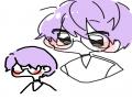 입이 없넹.. : 입이 없넹ㅎ0ㅎ 귀엽다 스케치판 ,sketchpan