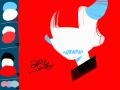 심ㅅ미하.. : 심ㅅ미하다 스케치판 ,sketchpan