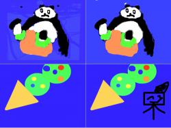 종합패션 : 그림 그리느라 너무 힘들었음 , 스케치판,sketchpan,『박동주』