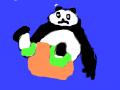 쿵푸팬더??? : 전거 완료됨 스케치판 ,sketchpan