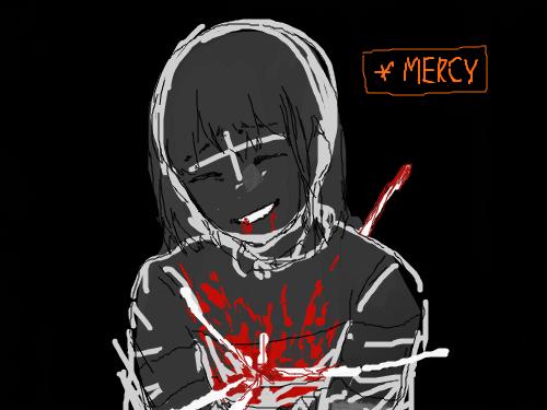 프리스크 : ~~~~ 스케치판 ,sketchpan