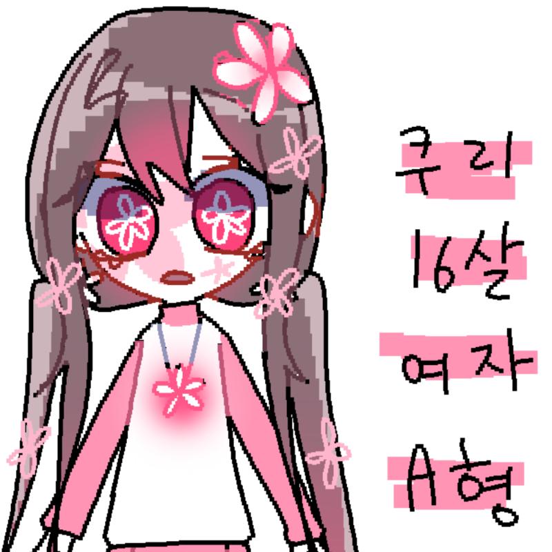 벚꽃에서 .. : 벚꽃에서 태어난 소녀 스케치판 ,sketchpan