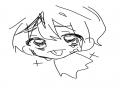 밤샣려고 .. : 밤샣려고 했는데 요듬 너무 일찍 자서 그런가 벌써 피곤하 스케치판 ,sketchpan