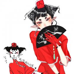 손아파... : 손아파... , 스케치판,sketchpan,김탁.