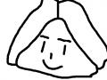 새모얼굴 시간 없어서 색칠 못함-이서현 : 새모얼굴 시간 없어서 색칠 못함-이서현 스케치판 ,sketchpan