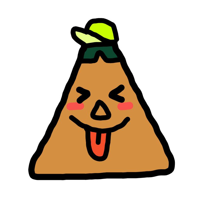 메롱을 하.. : 메롱을 하고 있는 세모 얼굴 반예원 스케치판 ,sketchpan