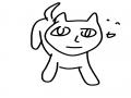 야..야옹.. : 야..야옹이 스케치판 ,sketchpan