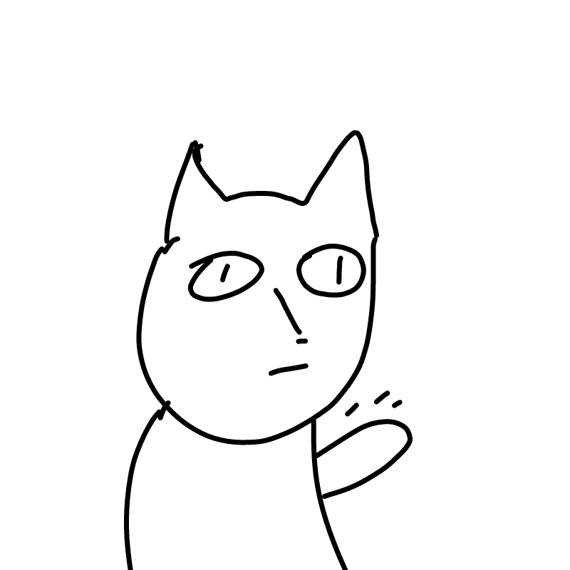 야옹이2 : 야옹이2 스케치판 ,sketchpan