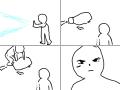 배아파 : 전투신이 나올 것 같으면서도 나오지 않는다 스케치판 ,sketchpan