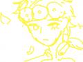 죠르노 : 5부를 가장 좋아합니다 스케치판 ,sketchpan