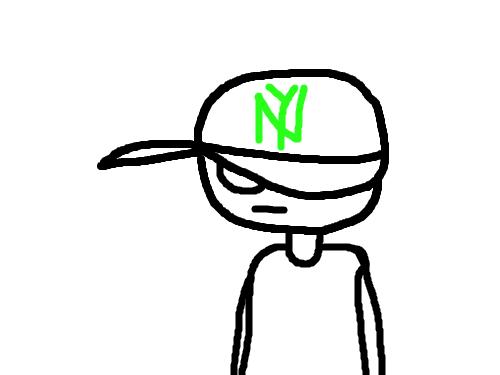 NY : N-Joy 스케치판 ,sketchpan