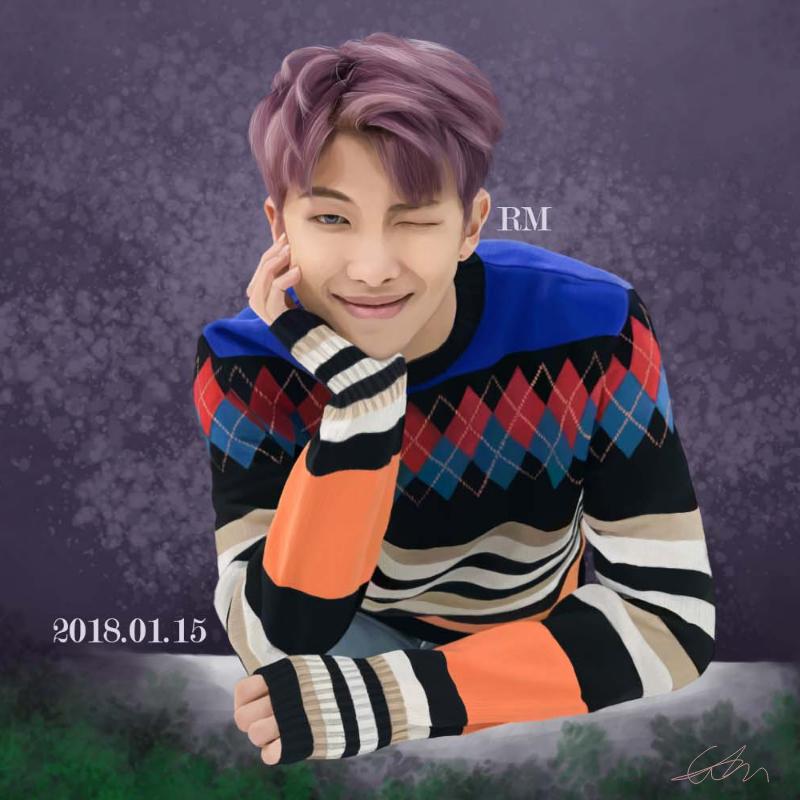 RM : RM 스케치판 ,sketchpan