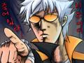 J(제이) : 쿠오오오오오오~~!!와다다다다다다~!!왠지 켄XX가 생각나는 스킬을 사용하는 J~! 스케치판 ,sketchpan