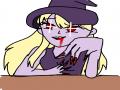 마녀 : 마녀 스케치판 ,sketchpan