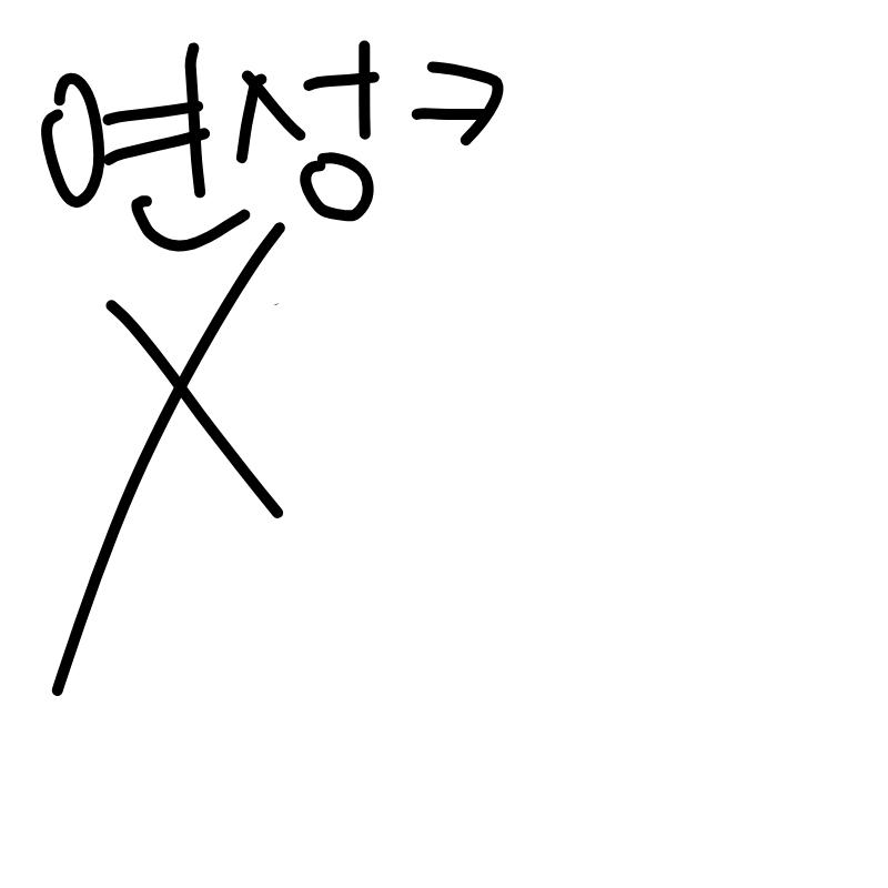 ㅋ : ㅋ 스케치판 ,sketchpan