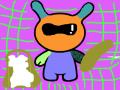옥토끼 외계 터미네이터 :  스케치판 ,sketchpan
