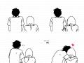 훈훈 혹은 염장 : 심심풀이 ㅋ 스케치판 ,sketchpan