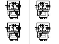 흑백네모도라에몽 : 검은색으로만든네모도라에몽임다... , 스케치판,sketchpan,손님