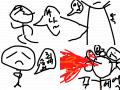 몸이 너무 약한사람 : 설명말고 보삼 스케치판 ,sketchpan