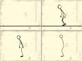 갈길 가는 막대인간 : 머어머어어멍머엄멈어멍 스케치판 ,sketchpan
