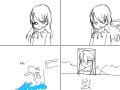 자살사건 : ㅎㅎㅎㅎㅎㅎㅎ 스케치판 ,sketchpan