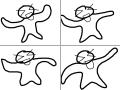 앗싸라비요 : 앗싸라비요 스케치판 ,sketchpan
