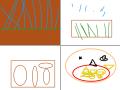 고구마         의     모험 : 귀~~~찮아 스케치판 ,sketchpan