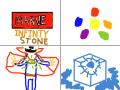 인피니티 스톤 : 인피니티 스톤들의 이야기 스케치판 ,sketchpan